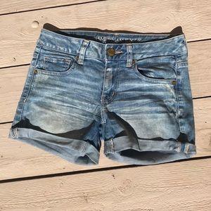 aeo boyfriend shorts